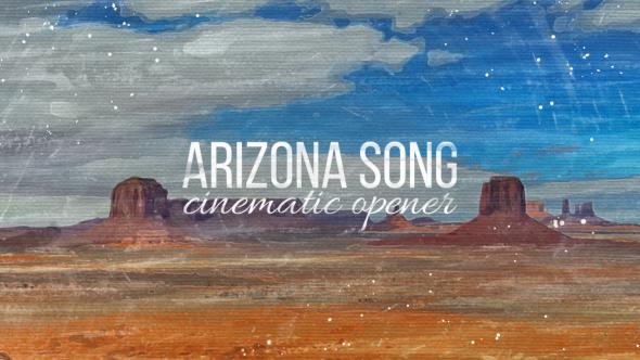 Videohive Arizona Song - Cinematic Opener 19721392