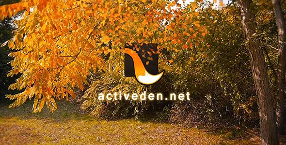 Videohive Autumn Logo 9237706