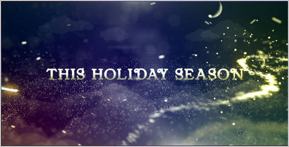 Videohive Christmas Titles 1151625