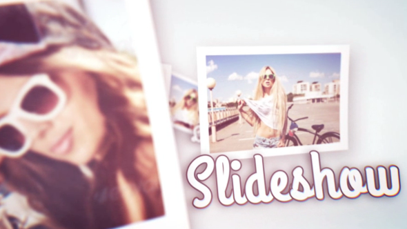 Videohive Clean 3D Slideshow Gallery 9121874