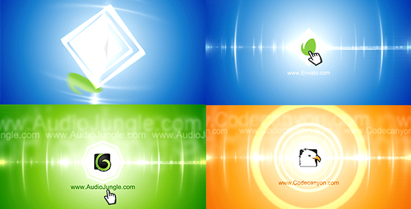 Videohive Corporate Ident Logo