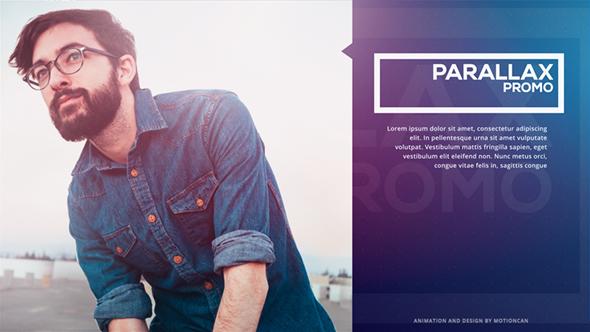 Videohive Corporate Parallax Promo 17705522