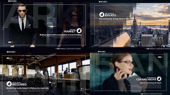 Videohive Corporate Slideshow 19301428