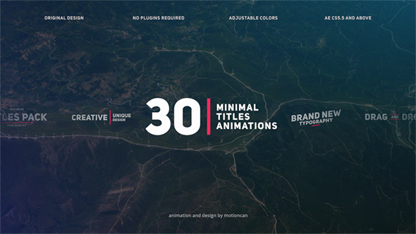 Videohive Corporate Titles 18295249