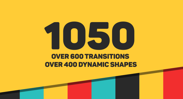 Videohive Dynamic Shapes - Animated Shape Layer Elements 11479914