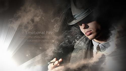 Videohive Emotional Reel 12107493
