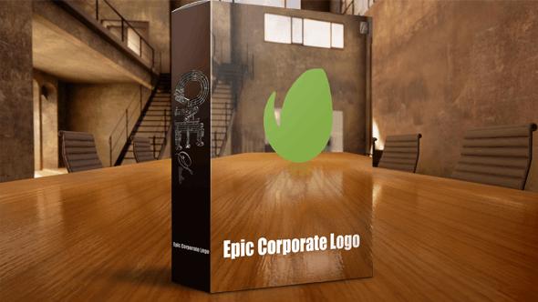Videohive Epic Corporate Logo 18182001