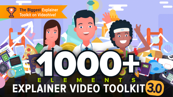 Videohive Explainer Video Toolkit 3.5 18812448