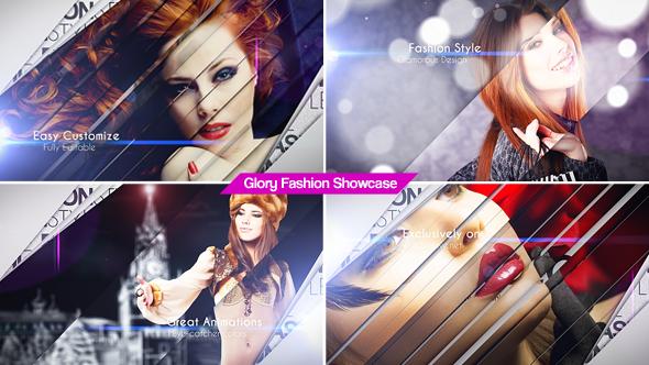 Videohive Glory Fashion Showcase