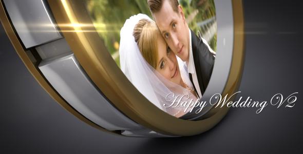 Videohive Happy Wedding V2