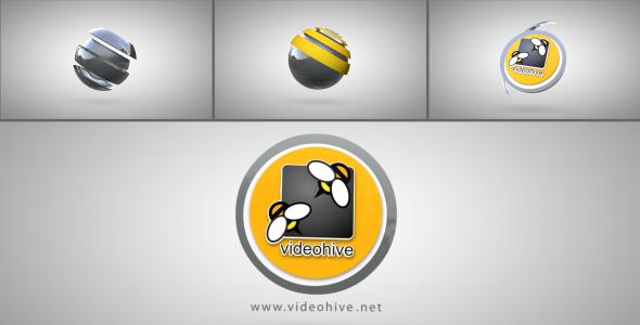 Videohive Hi Tech Logo Reveal