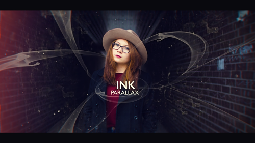 Videohive Ink Parallax 19972400