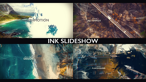 Videohive Ink Slideshow 20099539