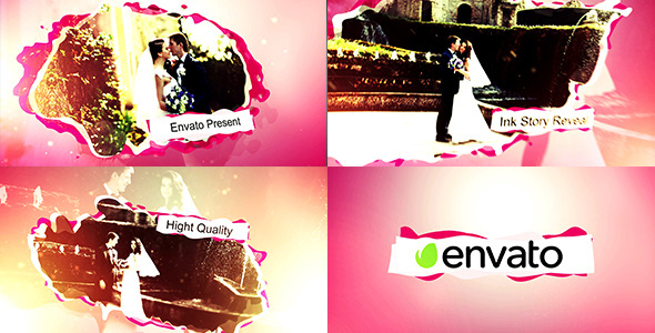 Videohive Ink Story Reveal 12360357
