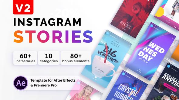 Videohive Instagram Stories v2 21850927