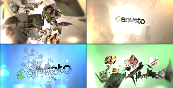 Videohive Multi Photo Logo Reveal 15699364