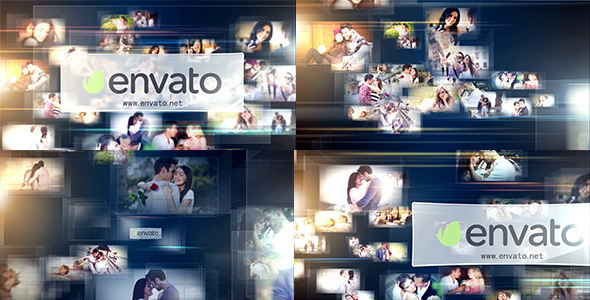 Videohive Multi Photo Logo Reveal 3 17117265