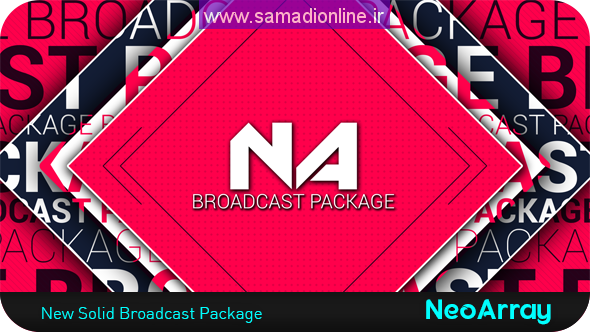 Videohive New Solid Broadcast Package 10242890
