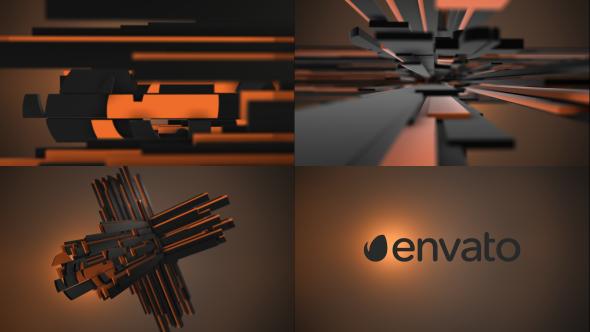 Videohive Plus Element 3D Logo Opener 18790342