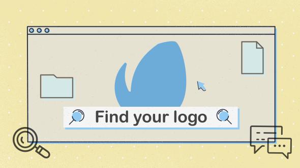 Videohive Search Logo Reveal 20725356