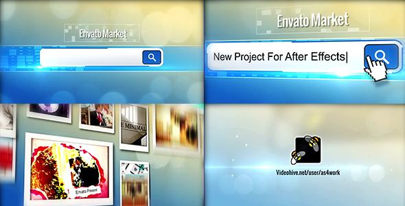 Videohive Search Promo
