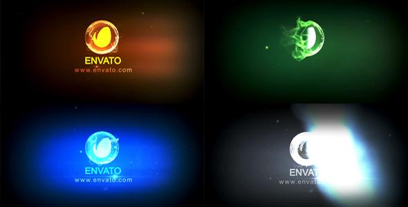 Videohive Singel Cinematic Logo