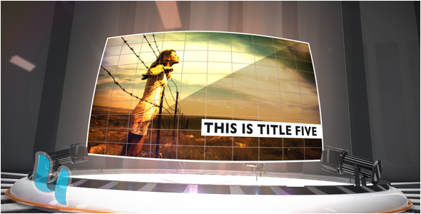 Videohive Stage Theme 2858567
