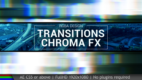 Videohive Transitions 19972816