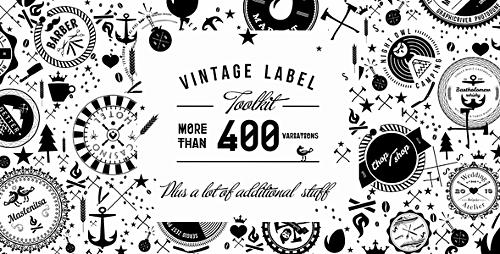 Videohive Vintage Label Toolkit 7262450