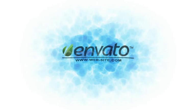 Videohive Water logo