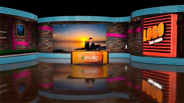 Videohive 3D Virtual Studio 13318109
