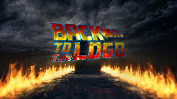 Videohive Back to the Logo 23507425
