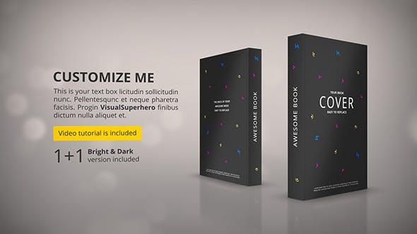 Videohive Book Promo 19847131