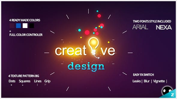 Videohive Creative Agency Opener 19520564
