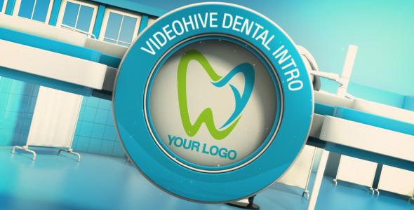 Videohive Dental Intro 6927969
