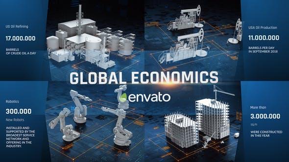 Videohive Economics Pack 22728912