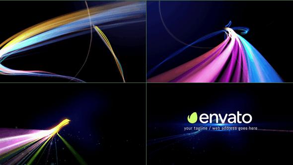 Videohive Elegant Light Logo Reveal 7507302