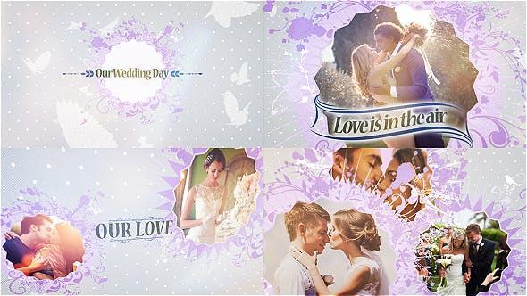 Videohive Elegant Wedding Story SlideShow 14556198