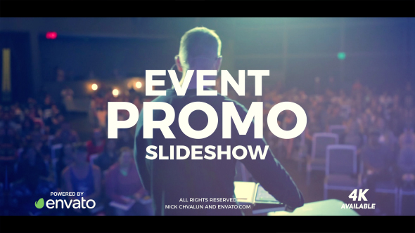 Videohive Event Promo - Conference Opener 20415386