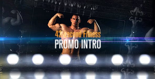Videohive Fitness Promo 6915298