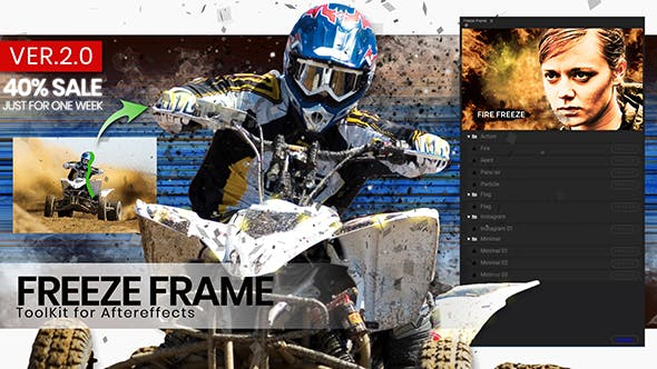 Videohive Freeze Frame intro ToolKit 24469101