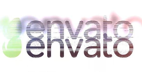 Videohive Glitch Logo Intro 11670257