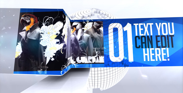 Videohive Global Network 5277578