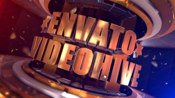 Videohive Golden Trailer 23897753