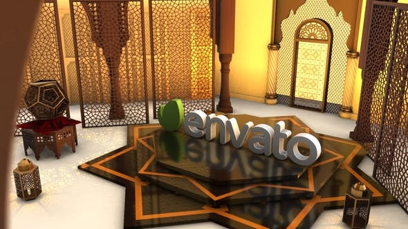 Videohive Islamic Intro V2 23604813