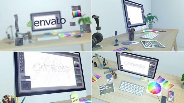 Videohive Logo Design 25589264