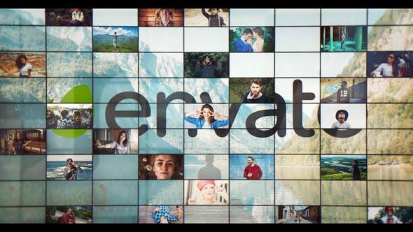 Videohive Multi Screen Logo 23426675