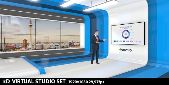 Videohive Multipurpose Virtual Studio 2 15829954