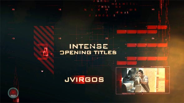 Videohive Opening Action Titles-Epic CInematic Trailer 8497109