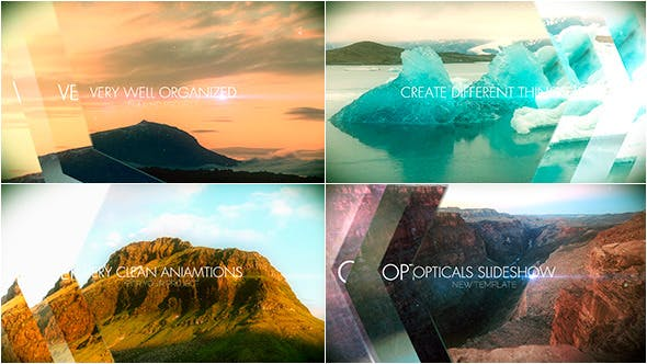 Videohive Optical Slideshow 12751069